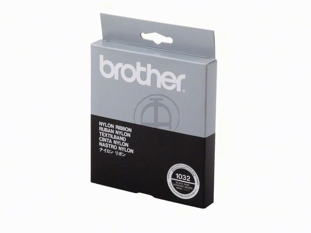 1032 BROTHER AX10 FBK NYLON SCHWARZ 500.000 Zeichen