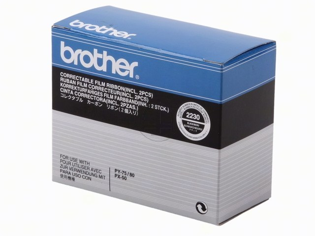 2230 BROTHER PX50 FBK (2) SCHWARZ Karbon