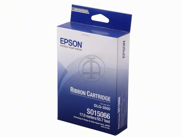 C13S015066 EPSON DLQ3000 FBK NYLON SCHW 6Mio Zeichen schwarz