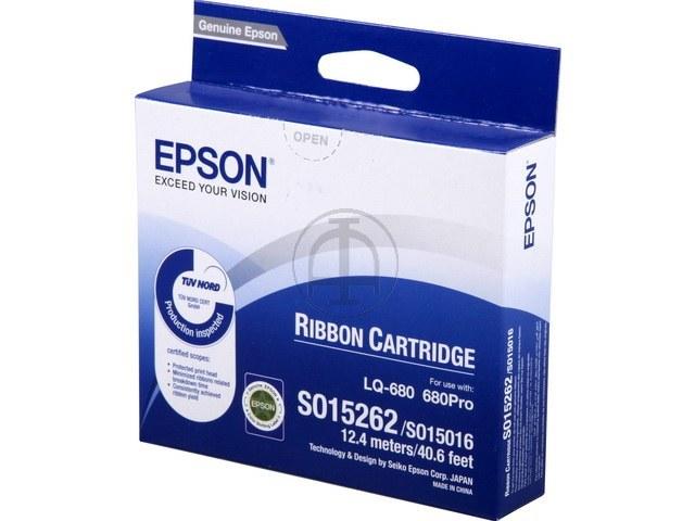 C13S015262 EPSON LQ2500 FBK NYLON SCHW 2Mio Zeichen schwarz