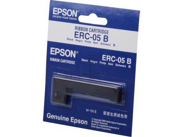 C43S015352 EPSON ERC05B FBK NYLON SCHW 112.000Zeichen schwarz