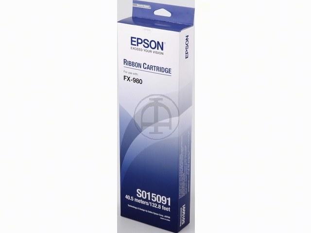 C13S015091 EPSON FX980 FBK NYLON SCHWARZ 7,5Mio Zeichen