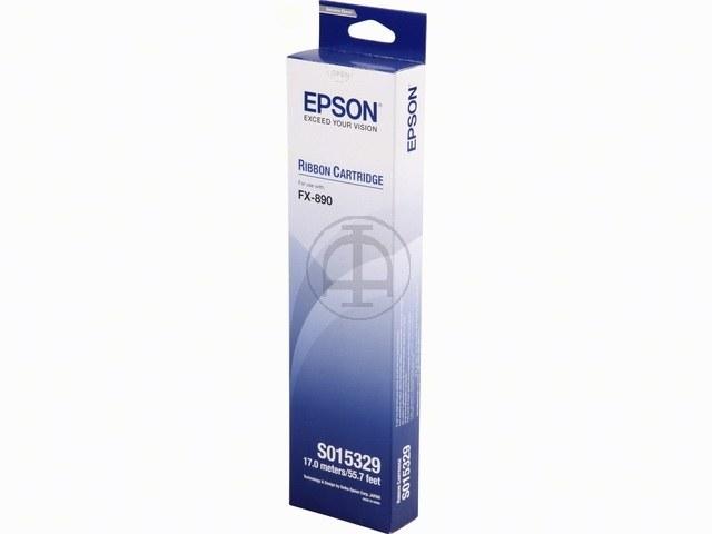 C13S015329 EPSON FX890 FBK NYLON SCHWARZ 7,5Mio Zeichen