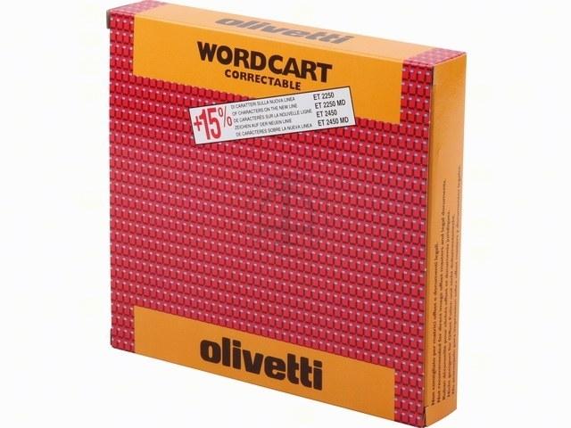80670 OLIVETTI ET2300 FBK PCC 170.000 Zeichen korrigierbar