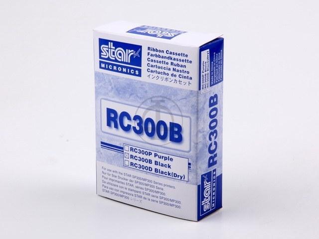 RC300B STAR SP300 FBK NYLON SCHWARZ 80981611 1,6Mio Zeichen