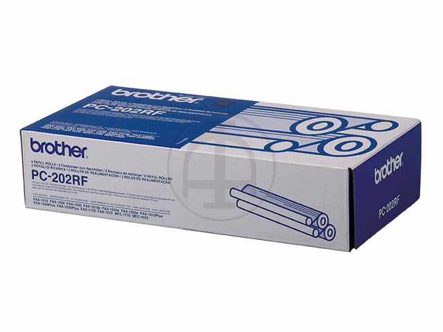 PC202RF BROTHER FAX1010 REFILL(2) 2x420Seiten