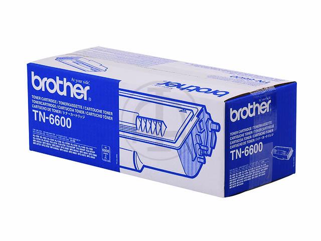 TN6600 BROTHER HL1030 TONER BLACK HC 6000Seiten hohe Kapazitaet