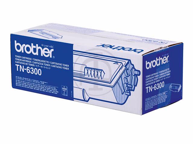 TN6300 BROTHER HL1030 TONER BLACK ST 3000Seiten Standard Kapazitaet