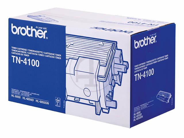 TN4100 BROTHER HL6050 TONER BLACK 7500Seiten