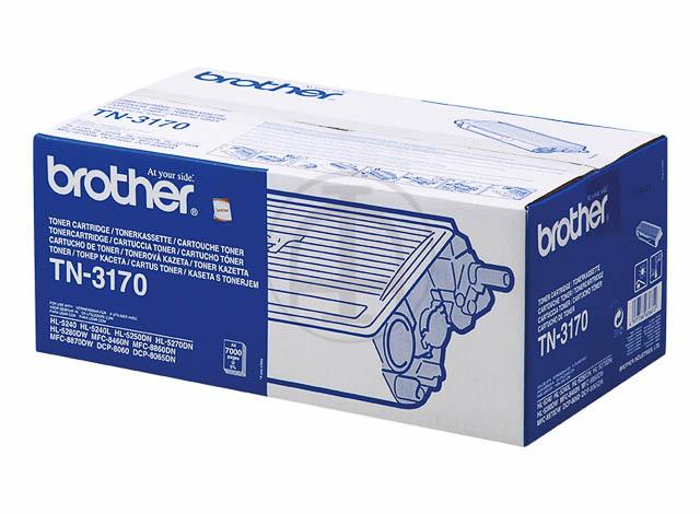TN3170 BROTHER HL5240 TONER BLACK HC 7000Seiten hohe Kapazitaet