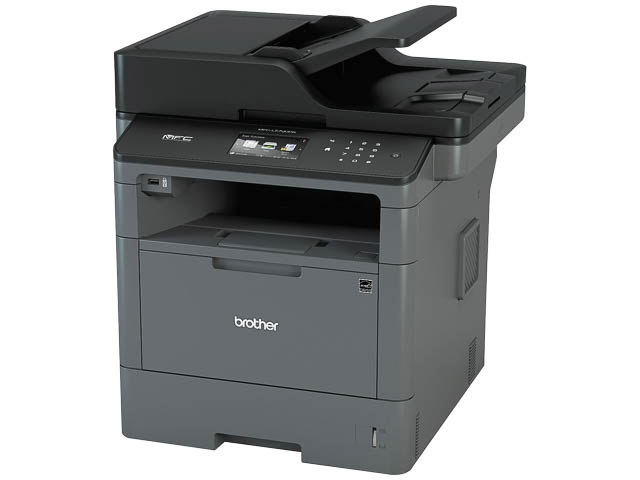 BROTHER MFCL5700DN 4IN1 S/W LASERDRUCKER MFCL5700DNG1 A4/Duplex/LAN/Multi/Mono